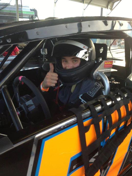 Tripp Gaylord Racing Photo